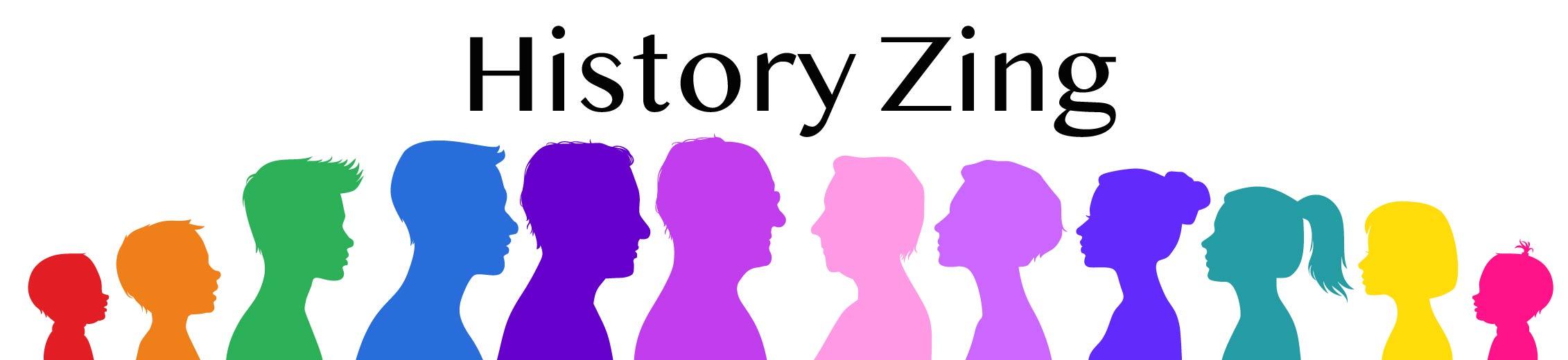 Logo History Zing